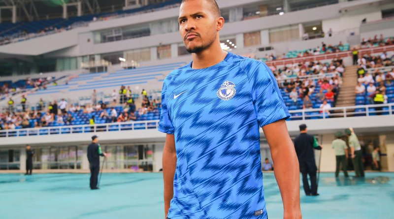 Salomón Rondón, one of Everton's rumored transfer targets, already has history with manager Rafael Benítez