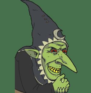 Elf Merchant