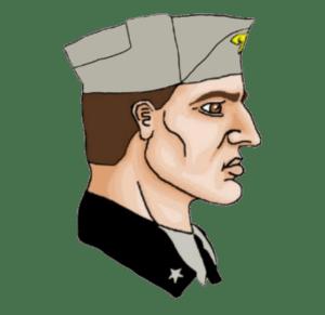 Italian Soldier Chad
