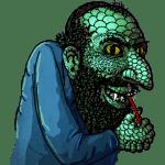 Reptilian Merchant