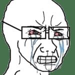 Sad NPC Glasses