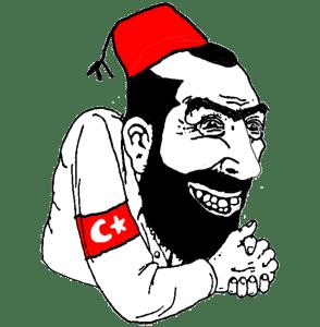 Turkish Mechant II