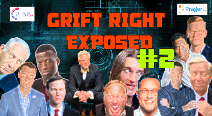 """""""Grift Right Exposed"""" MEGA Compilation #2"""