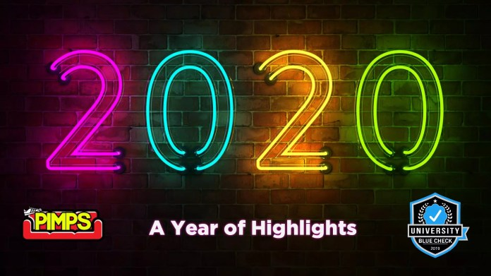 Highlights of 2020 (First Edition)