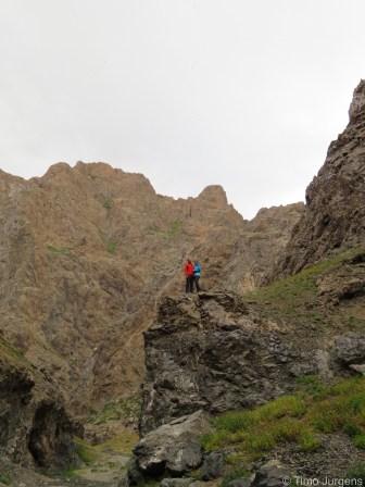 View Yol Canyon Mongolia Gobi Desert Tour