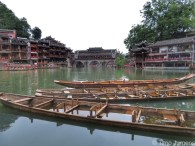 Fenghuang by day China