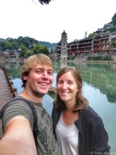 Selfie Fenghuang China