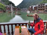 Terrace beer Fenghuang China