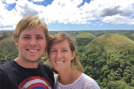 Chocolate Hills Carmen Bohol Philippines
