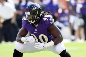Pernell McPhee Photo by USA TODAY Sports