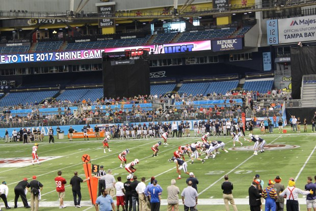 Shrine Game