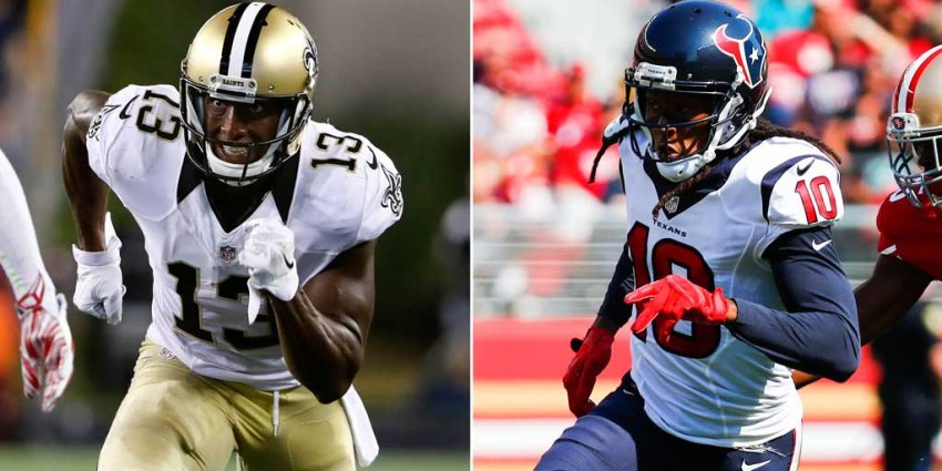 Nuk vs. Michael Thomas