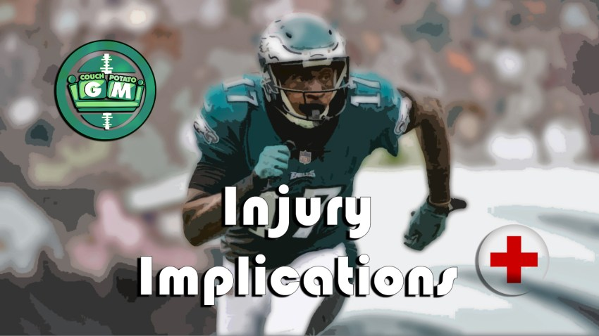 Fantasy Football Injury Implications