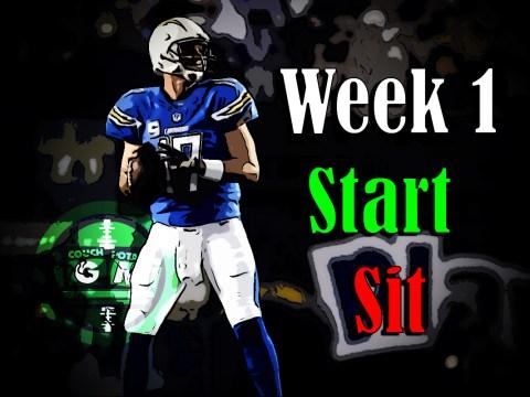 Start/Sit