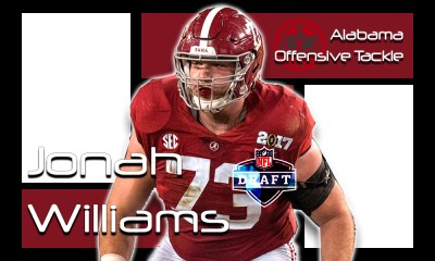 Jonah Williams 2019 NFL Draft