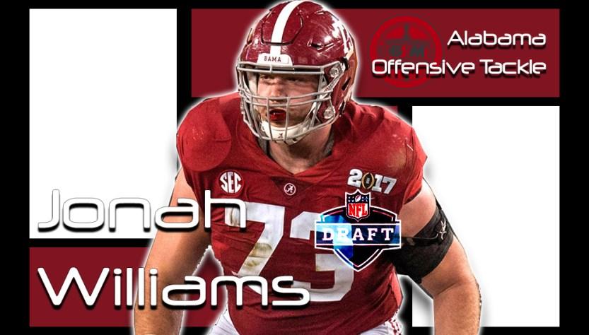 Jonah Williams 2019 NFL Draft