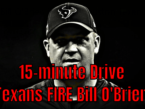 Bill O'Brien fired