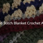 Mixed Stitch Blanket CAL – Border
