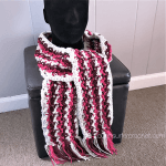 Stripey Scarf Pattern