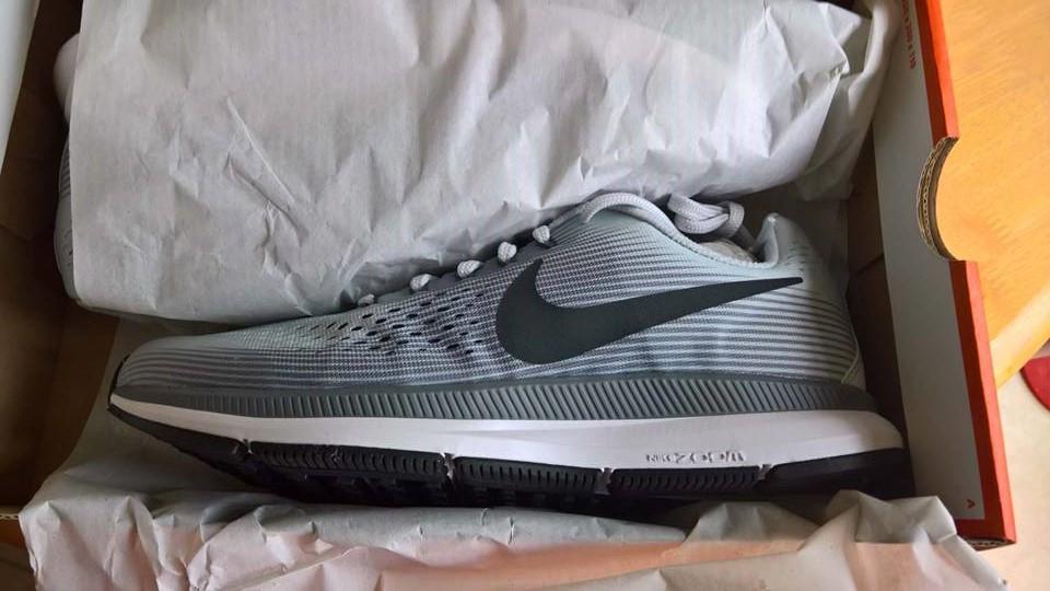 Nike Pegasus 34s in Box