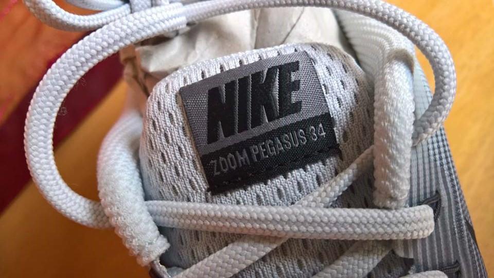 Nike Pegasus 34 Tongue
