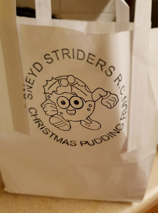 Sneyd 10 Mile Goodie Bag