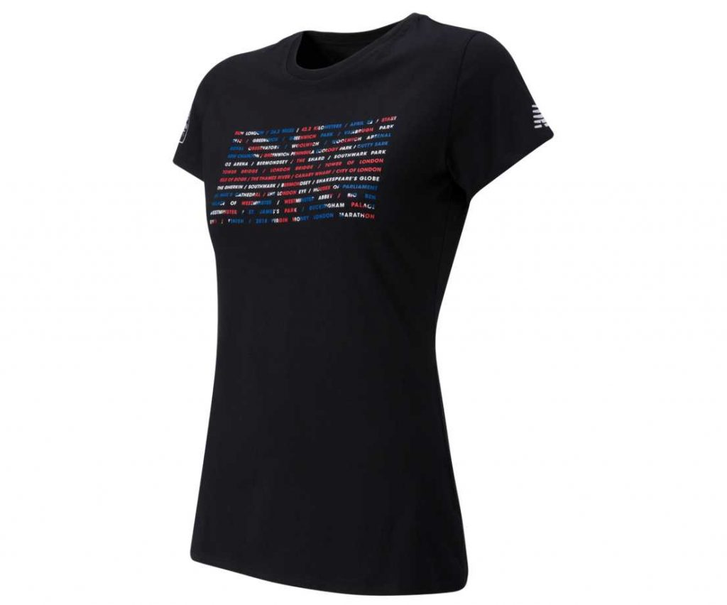 London Marathon Memento T-shirt