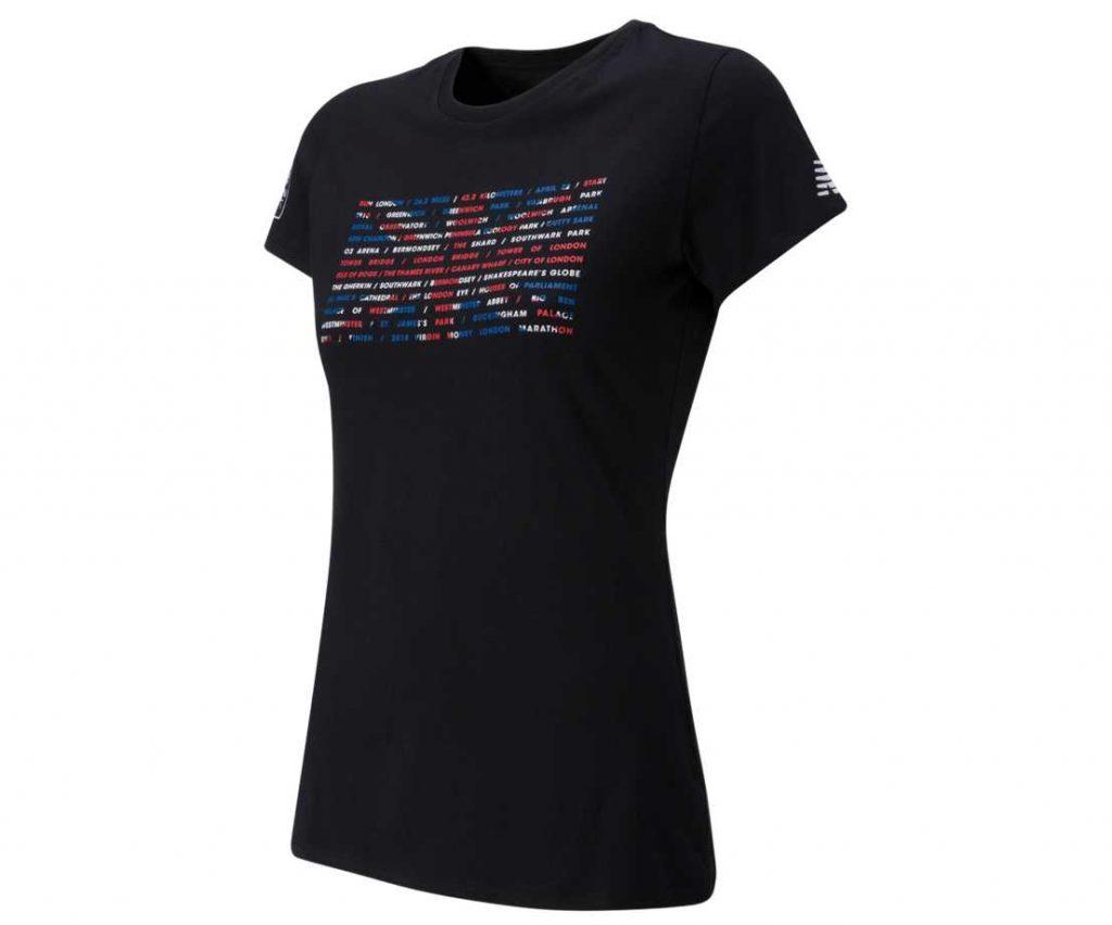 London Marathon Memento T-shirt