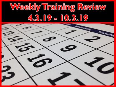 4th-10th March 2019