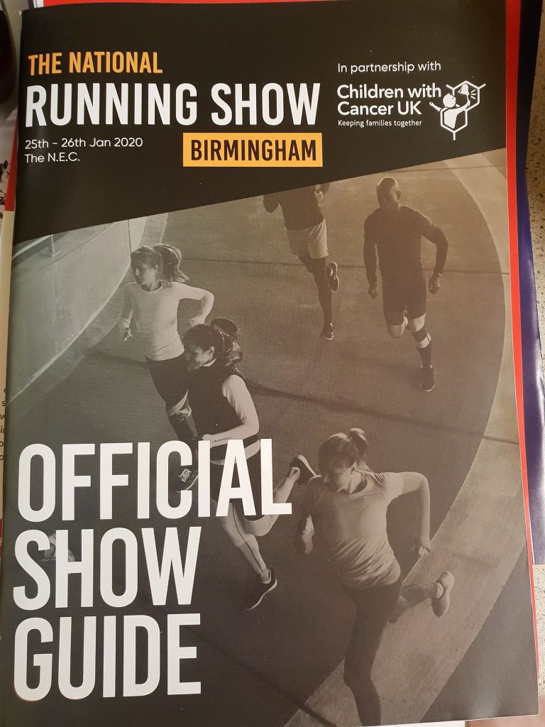 National Running Show Guide