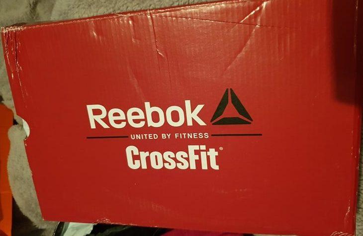 Reebok Nano 9 Box