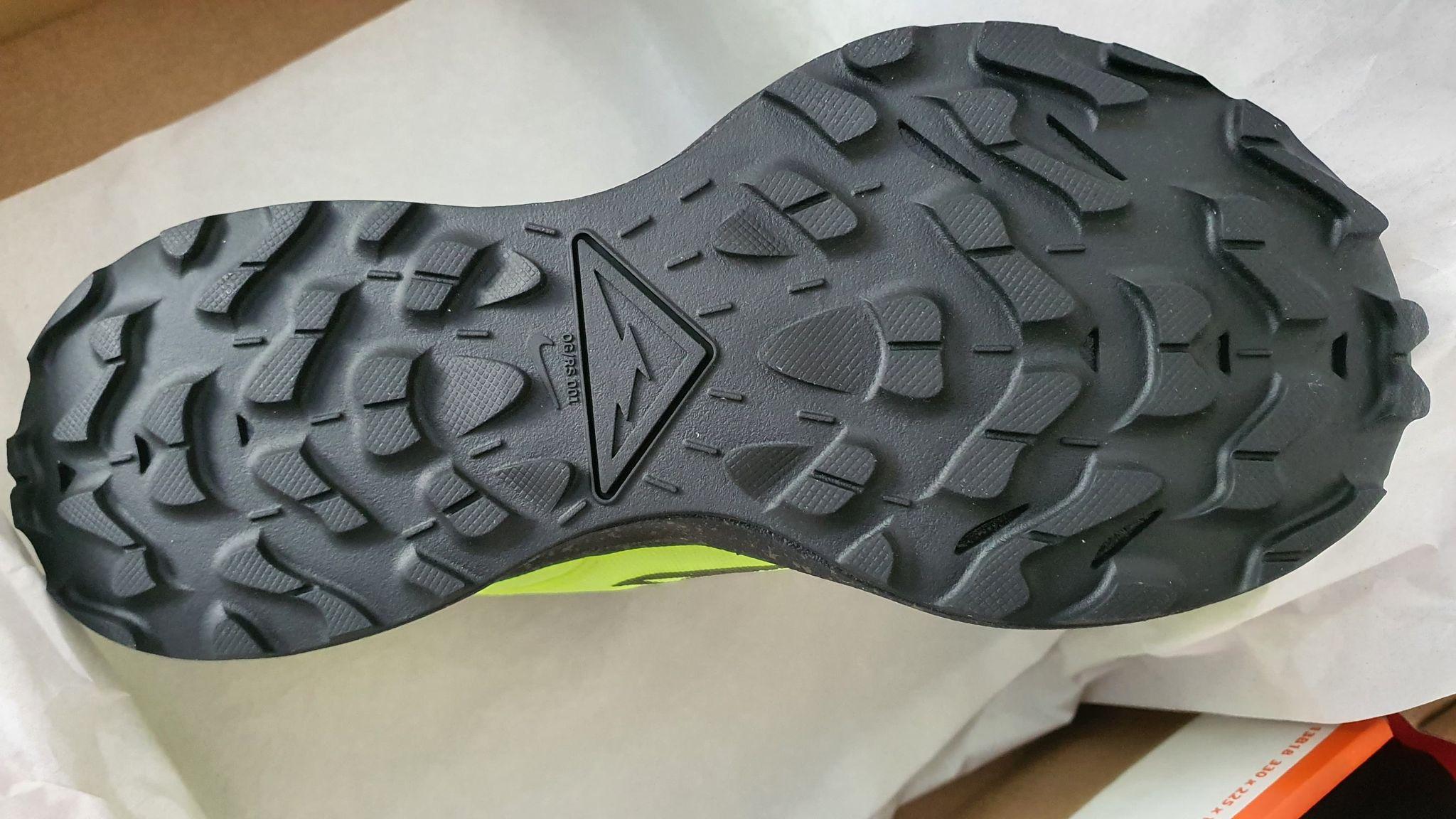 Nike Pegasus Trail 2 Outsole