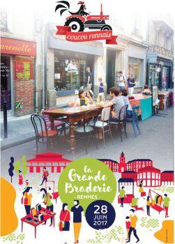 La grande braderie Rennes