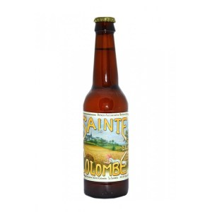 Bière blonde Sainte Colombe