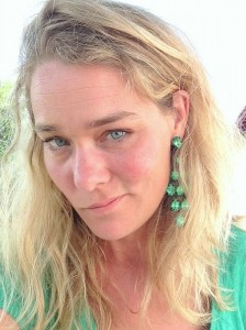 Stéphanie Goddet, créatrice d'A vous de broder