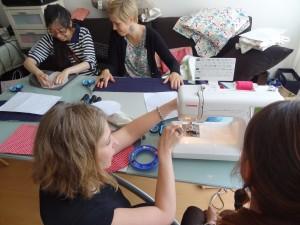 cours de couture à domicile