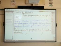 Classe de Mme Beniaes CM1 CM2