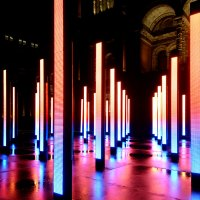 play with the energy fields, lights and sounds