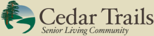 Cedar Trails Logo