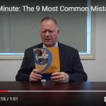 In this Elder Law Minute, Wes Coulson reviews the nine most costly mistakes in special needs planning. I coulsonelderlaw.com