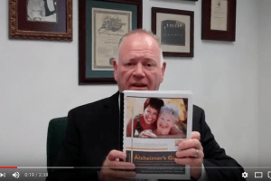 Wes Coulson, explains what a Geriatric Care Manager is and why they are a valuable source of help to have as you go through the Alzheimer's journey.   Coulson Elder Law