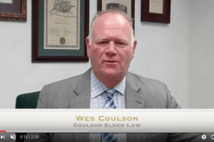Wes Coulson discusses a recent court ruling giving relief to the Medicaid application processing delays that people have experienced in Illinois. | Coulson Elder Law