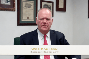 Wes Coulson discusses the important subject of whether someone who has been diagnosed with Alzheimer's can still legally execute legal documents. | Coulson Elder Law