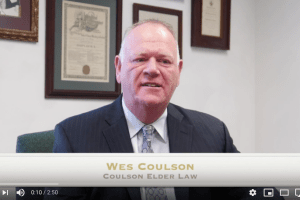 Wes Coulson discusses long-term care costs and at what age someone should consider asset preservation planning to protect their life savings. | Coulson Elder Law