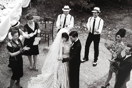 Signe Vilstrup  Sicilian Wedding  Coultique