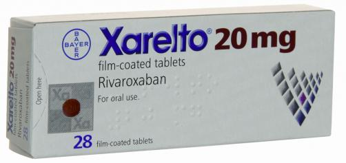 Severe Bleeding Risk Linked to Xarelto | Council Bluffs ...