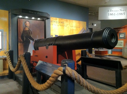 Photo courtesy Hampton Roads Naval Museum