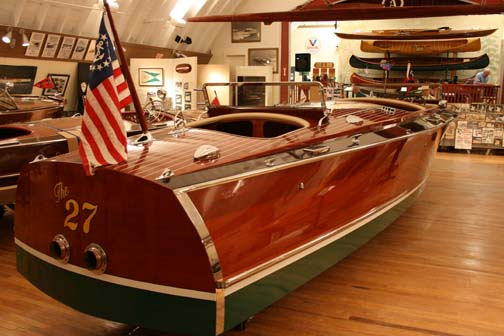 Courtesy New Hampshire Boat Museum