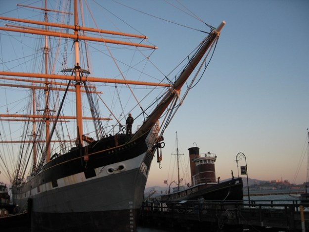 Balclutha and Hercules small