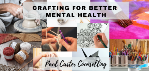 Crafting for Better Mental Health